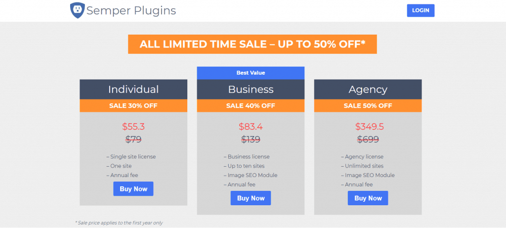 all in seo pricing